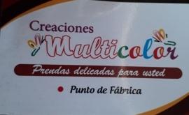 Creaciones Multicolor