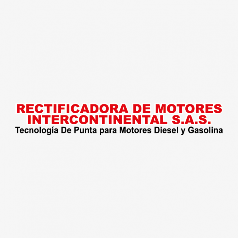 Rectificadora de Motores Intercontinental s.a.s